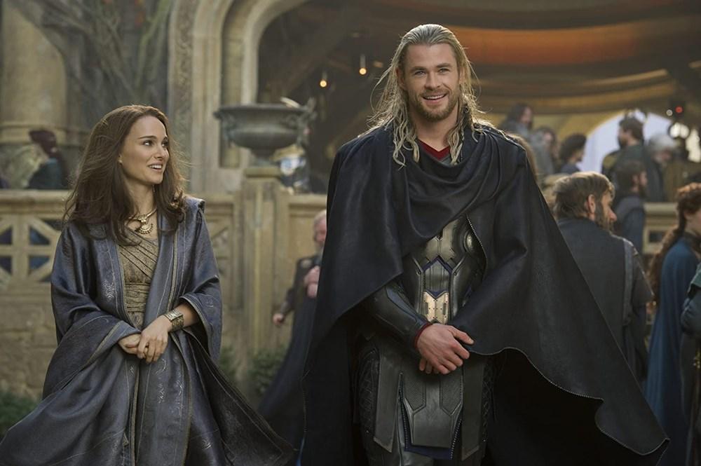 Natalie Portman: Thor: Love And Thunder için kaslarımı geliştirmeye başladım - 6