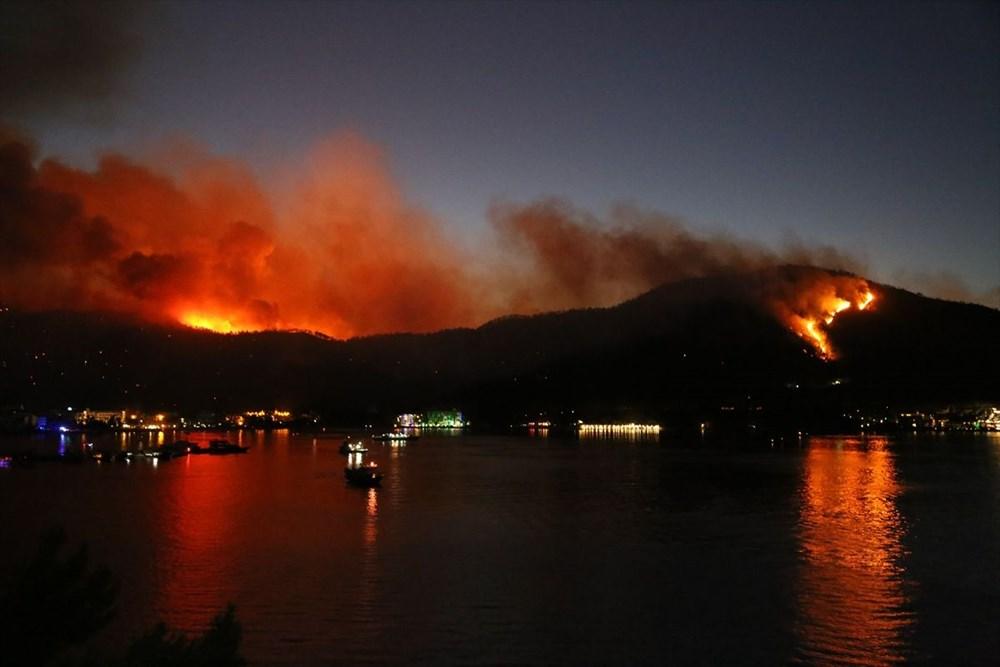 Antalya, Adana, Mersin,Muğla, Osmaniye ve Kayseri 'de orman yangınları - 31