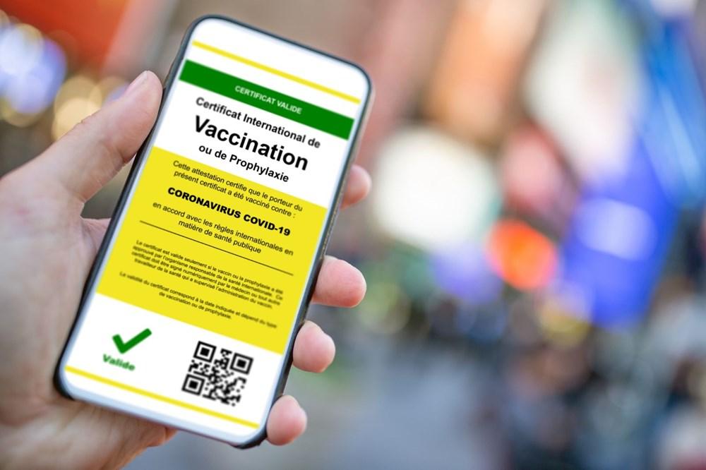 'Aşı pasaportu'na dair her şey: Aşı kartı nasıl alınır, hangi ülkelerde geçerli? - 10