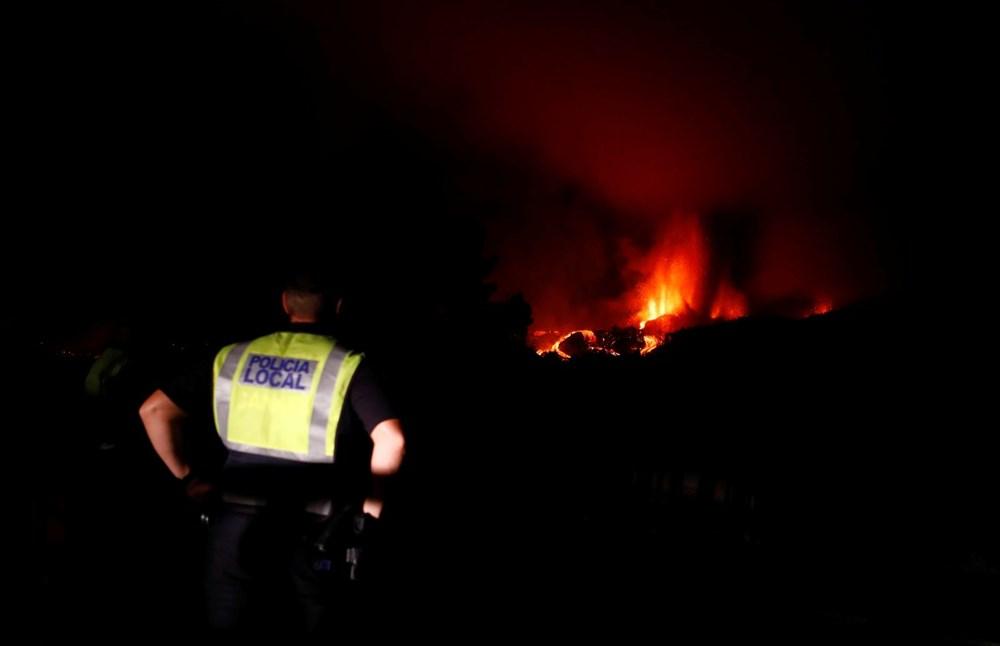 Kanarya Adaları'nın mucize evi: Etrafındaki her şey küle dönmesine rağmen hiçbir zarar görmedi - 2