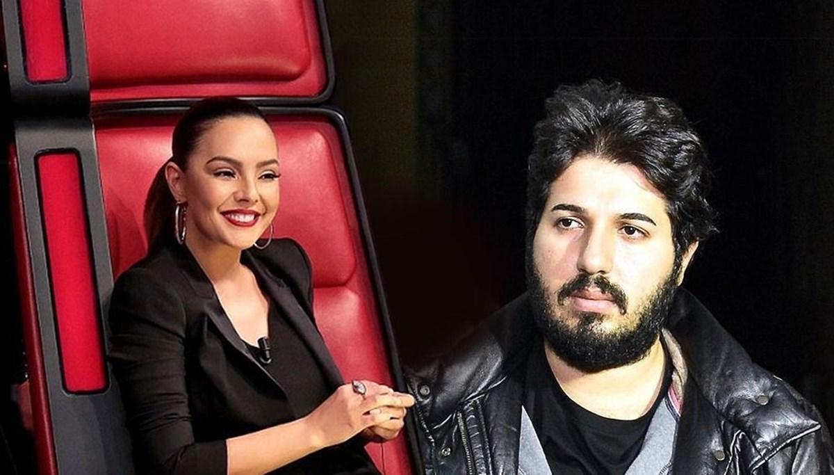 Ebru Gündeş'ten Reza Zarrab'a boşanma davası: İhanete uğradım