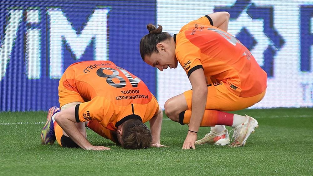 Kerem Aktürkoğlu, Galatasaray'ı hayata döndürdü!