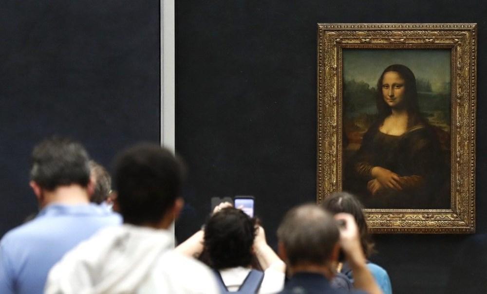 Louvre Müzesi yeniden açıldı (40 milyon euro'luk kayıp) - 7