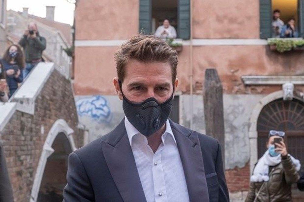 Tom Cruise Görevimiz Tehlike 7 çekimleri için baskı altında - 6