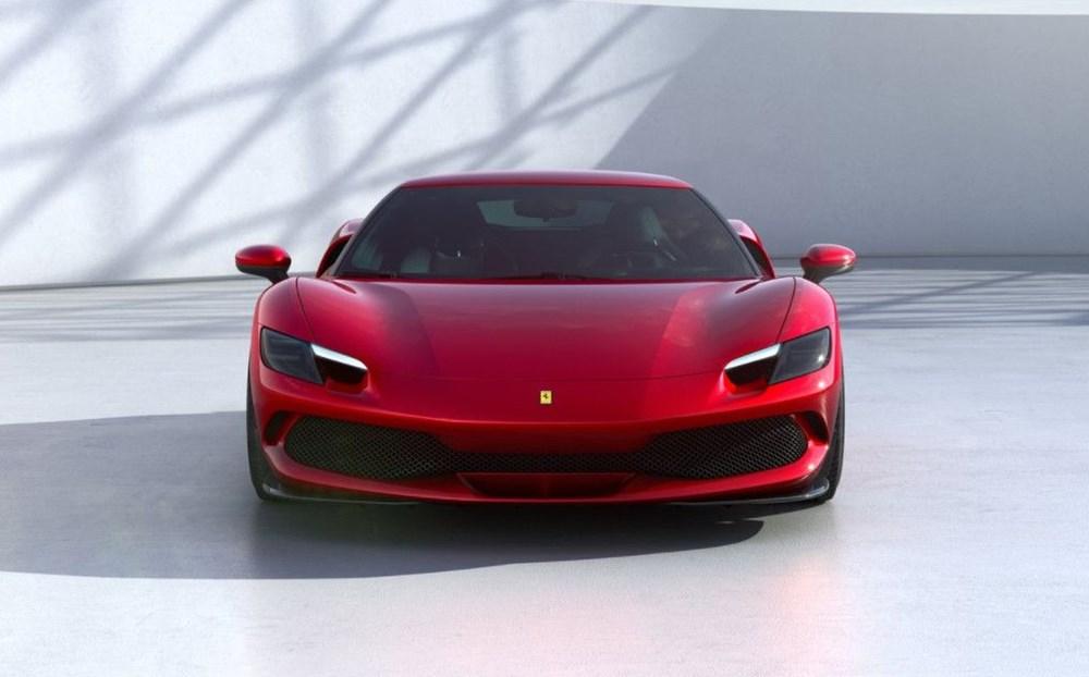 830 beygirlik hibrit Ferrari 296 GTB tanıtıldı - 5
