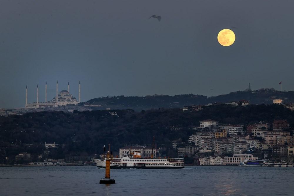 Yurttan 'Süper Solucan Ay' manzaraları - 15