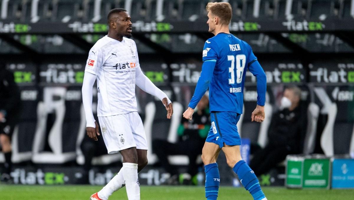 Bundesliga'da tükürüğe 5+1 maç ceza