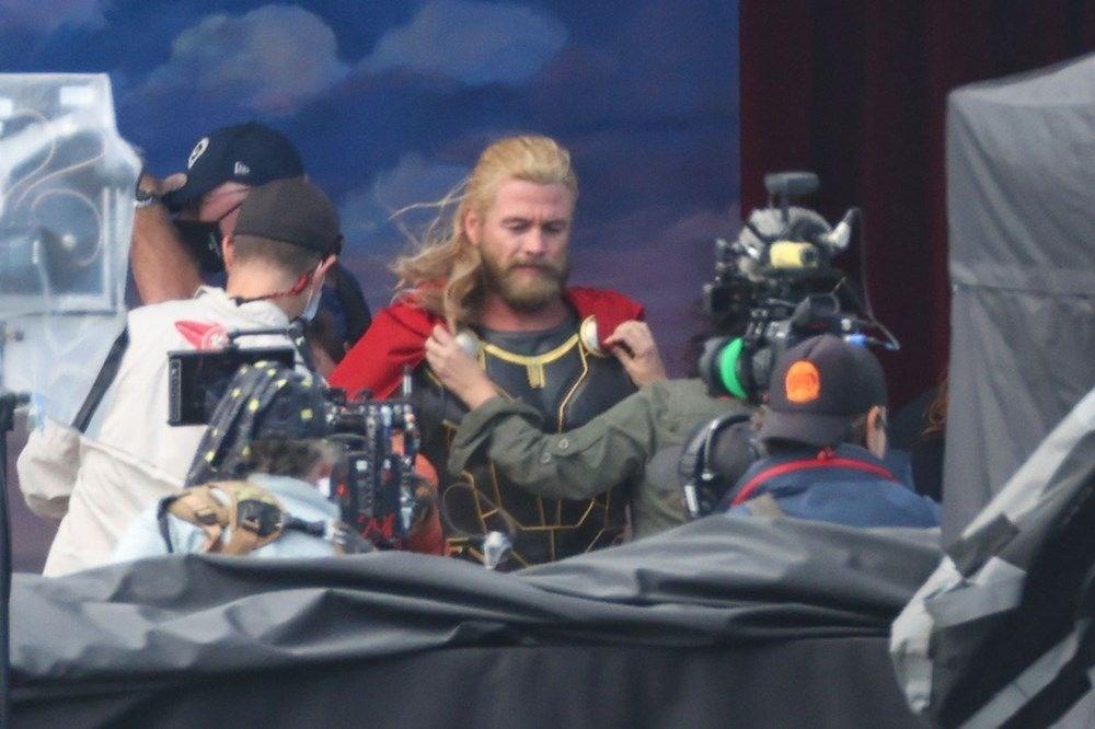 Thor: Love  Thunder'dan yeni set görüntüleri - 5