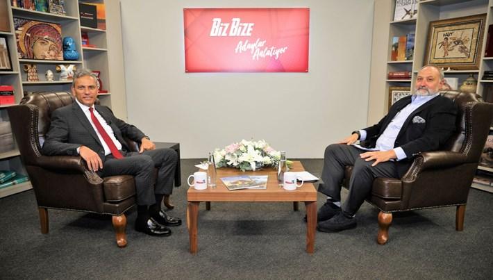 TÜRSAB Başkanı Firuz Bağlıkaya, Genel Kurul öncesi acentaların sorularını yanıtladı