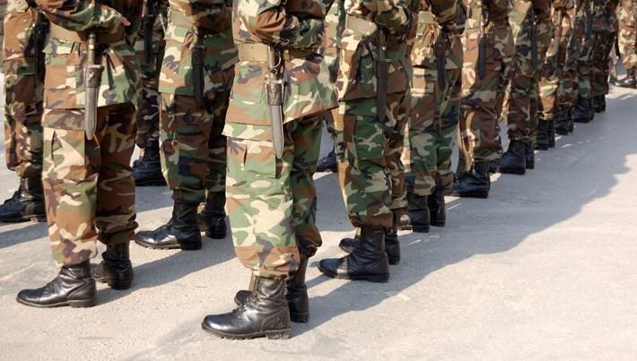 Asker firarisi 26 yıl sonra yakalandı