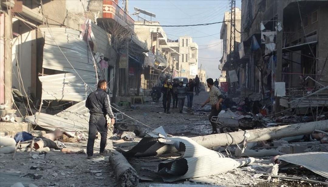 Rusya ve Esad'dan İdlib'e hava saldırısı: 11 sivil öldü