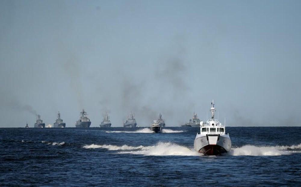 Karadeniz'de uçan tank: İçindeki askerlerle iniş yapıp, ateş etti - 7