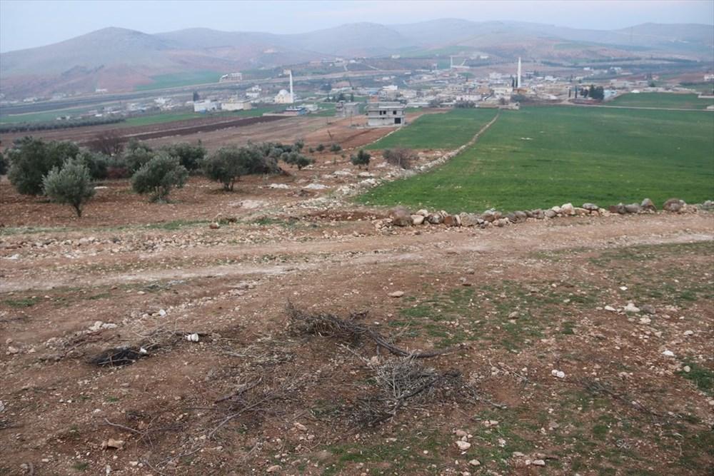 Göbeklitepe'de bulunan monolit kaldırıldı - 7