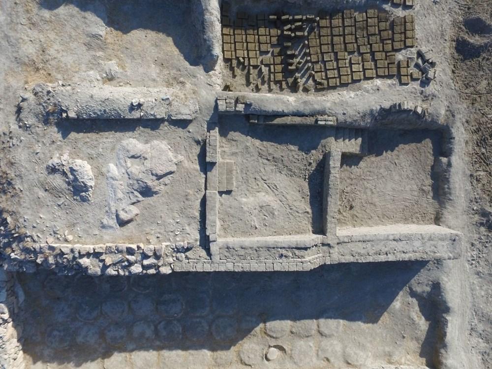 Urartular'a ait 2 bin 750 yıllık tahıl ambarları koruma altına alınıyor - 2