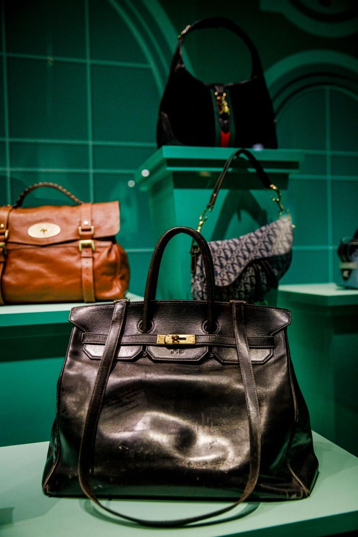 İkonik çantalar sergileniyor - 7