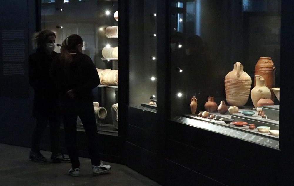 Hatay'da beş dönemin izlerini taşıyan Necmi Asfuroğlu Arkeoloji Müzesi ziyaretçilerini zaman yolculuğuna çıkarıyor - 17