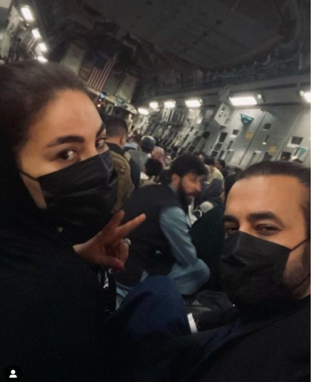 Afgan popstar Aryana Sayeed İstanbul'a kaçışını anlattı: Beni kafamdan vur, Taliban'a verme! - 4