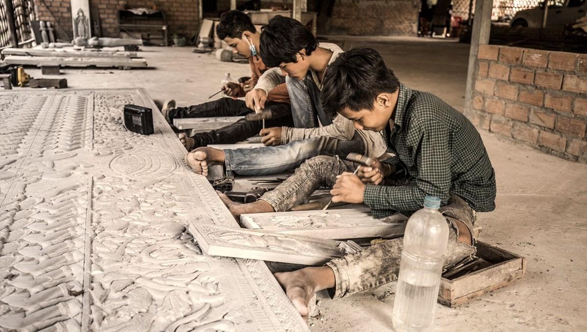 Pandemi etkisi: Çocuk işçi sayısı 20 yıl sonra arttı