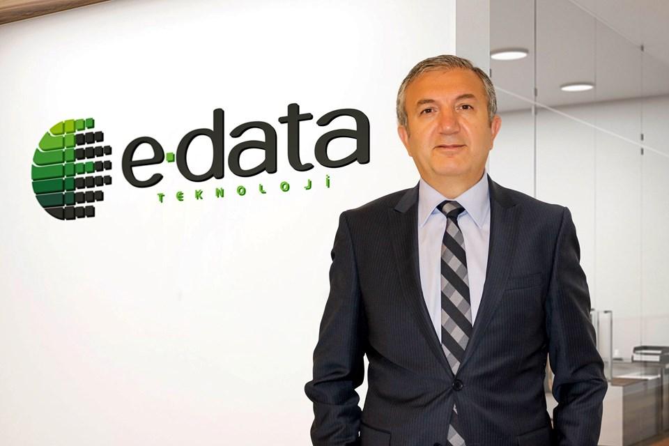E-Data Teknoloji Yönetim Kurulu Üyesi ve Genel Müdürü T. Fatih Mutlu