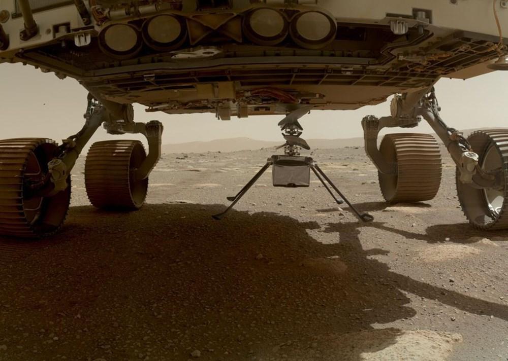 Perseverance Mars'ta 100 gün geçirdi: Kızıl Gezegen'den en etkileyici fotoğraflar - 3