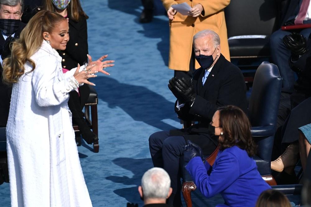 Yemin töreninde Jennifer Lopez'den İspanyolca mesaj - 8