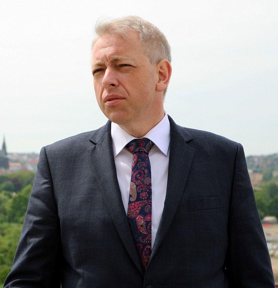 Çek Cumhuriyeti İçişleri Bakanı Milan Chovanec