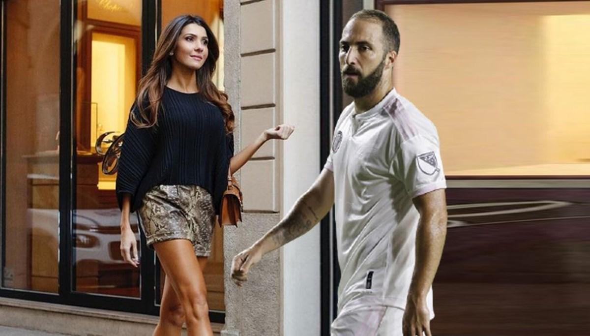 Gonzalo Higuain'in eski sevgilisi Manuela Ferrera: Hayat kadınlarına karşı özel bir tutkusu vardı