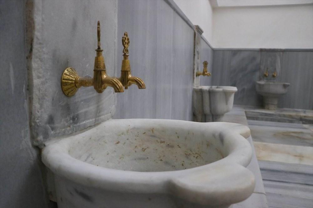 Tekirdağ'da restorasyonu tamamlanan Osmanlı'dan kalma tarihi Yalı Hamamı kapılarını yeniden açacak - 7