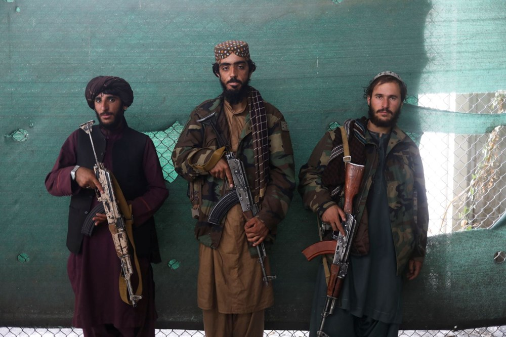 Afganistan'da ekonomi çökmek üzere: Halkın sadece yüzde 5'i yeterli  yiyeceğe erişebiliyor - 13