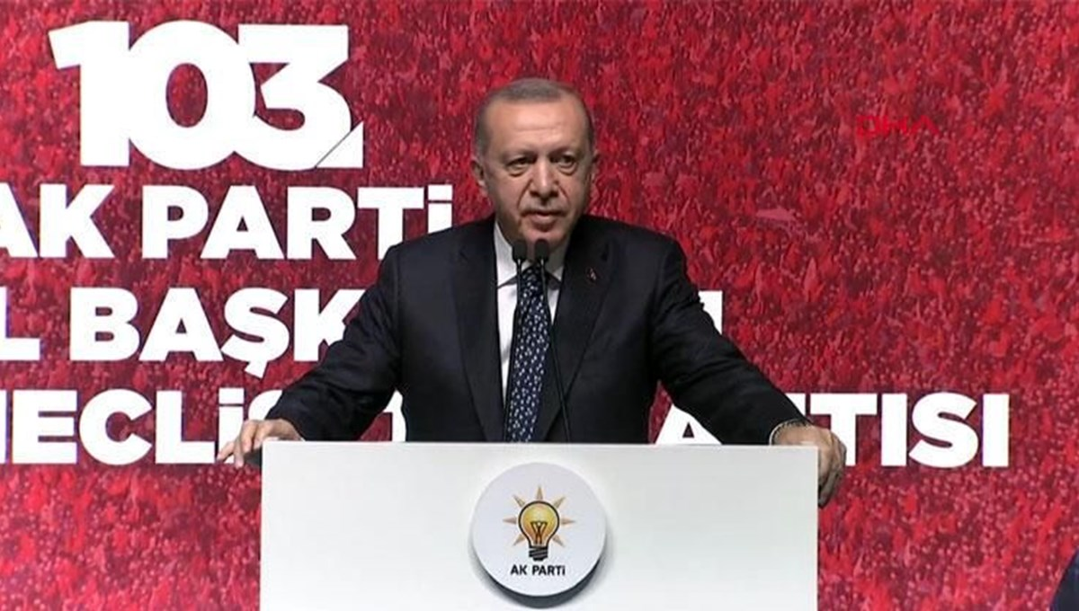 Cumhurbaşkanı Erdoğan: Taarruzi İnsansız Hava Aracımız Akıncı'larla dünya harp tarihini yeniden yazıyoruz