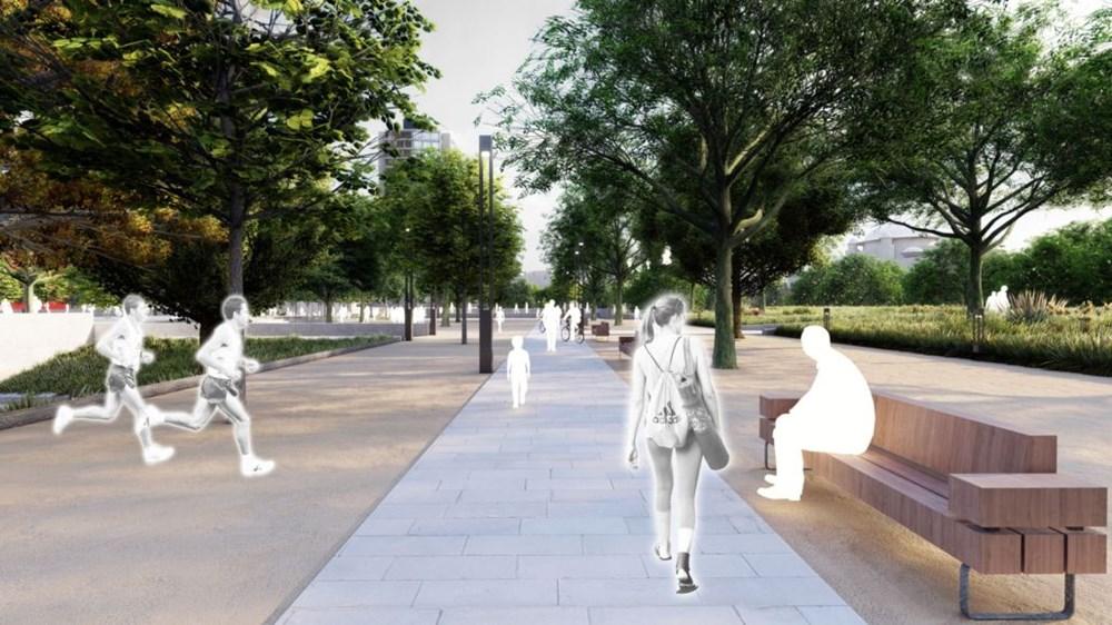 Taksim Meydanı Tasarım Yarışması sonuçlandı (Taksim Meydanı böyle olacak) - 27