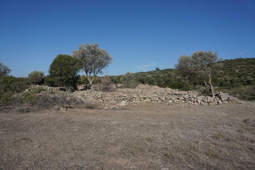 Urla'da 2 bin 500 yıl öncesine ait Afrodit Tapınağı kalıntıları bulundu - 3