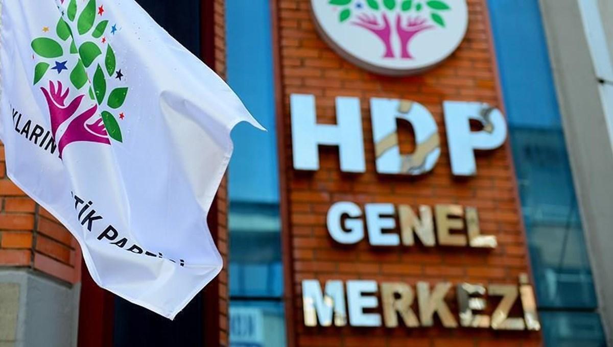 SON DAKİKA: AYM, HDP iddianamesini Yargıtay Başsavcılığı'na iade etti