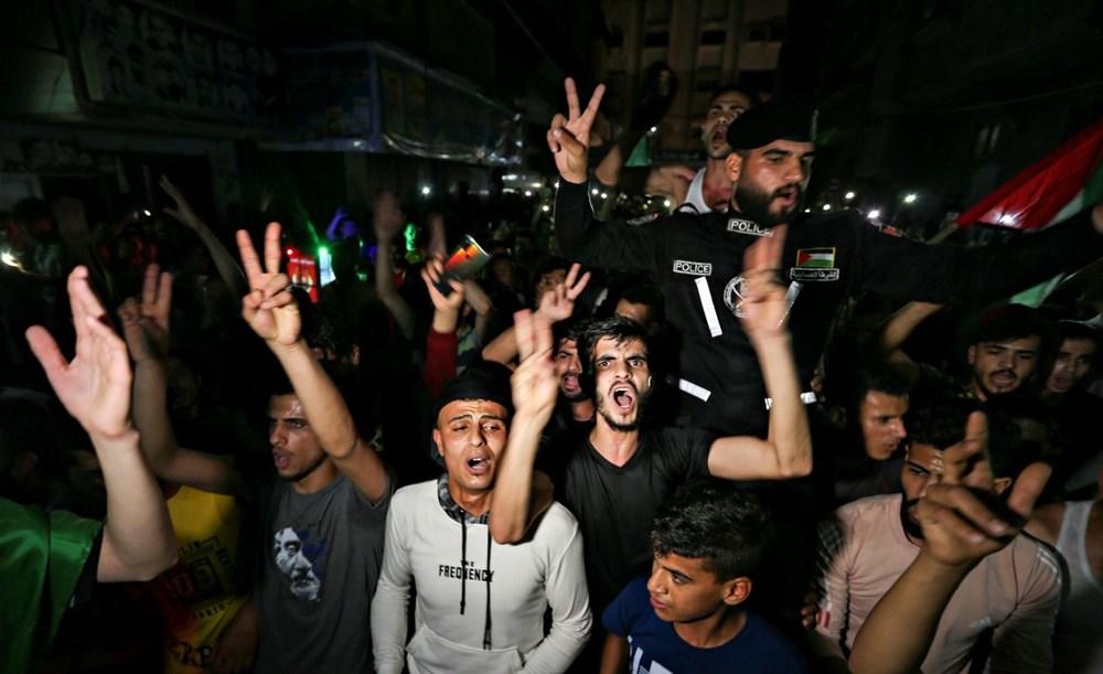 """Gazze ve Batı Şeria'da """"ateşkes"""" sevinci - 3"""