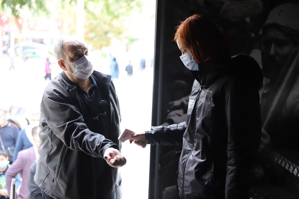 Çanakkale Savaşları Mobil Müzesi'nin 40'ıncı durağı Elazığ oldu - 11