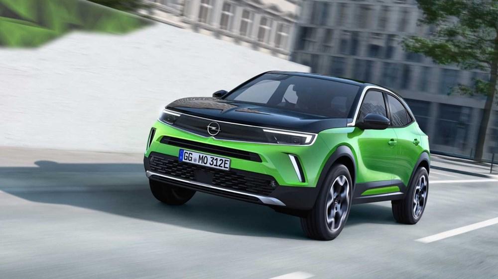 İkinci nesil Opel Mokka tanıtıldı - 11