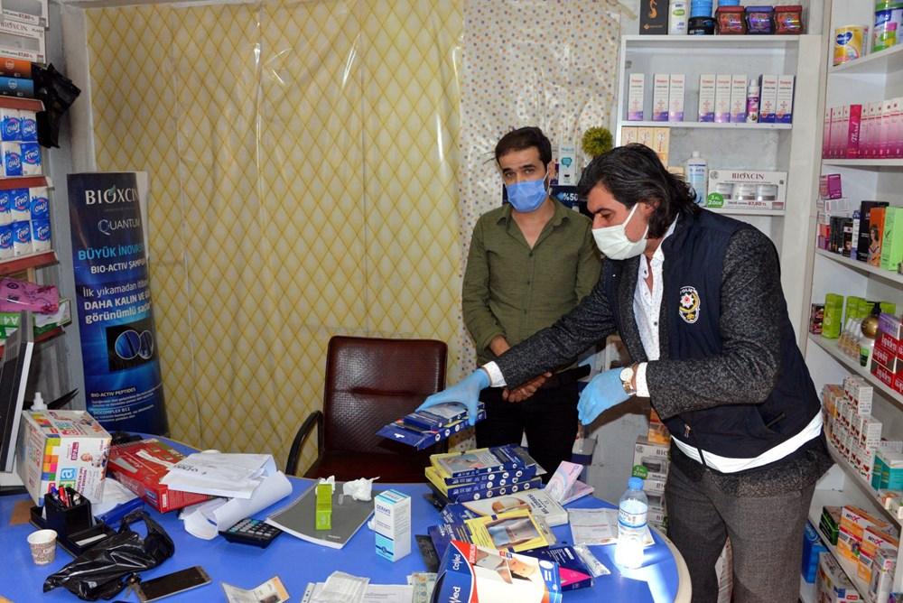 Suriyelilerin işlettiği 6 kaçak kliniğe polis baskını - 3