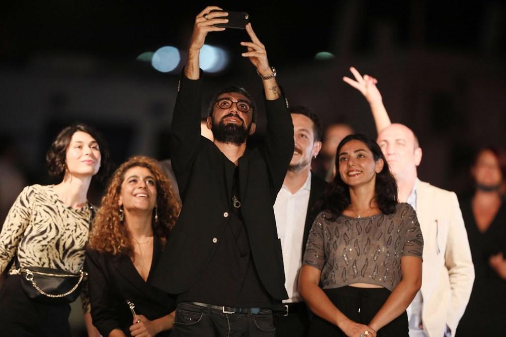 Altın Portakal Film Festivali kırmızı halı geçişiyle başladı - 14