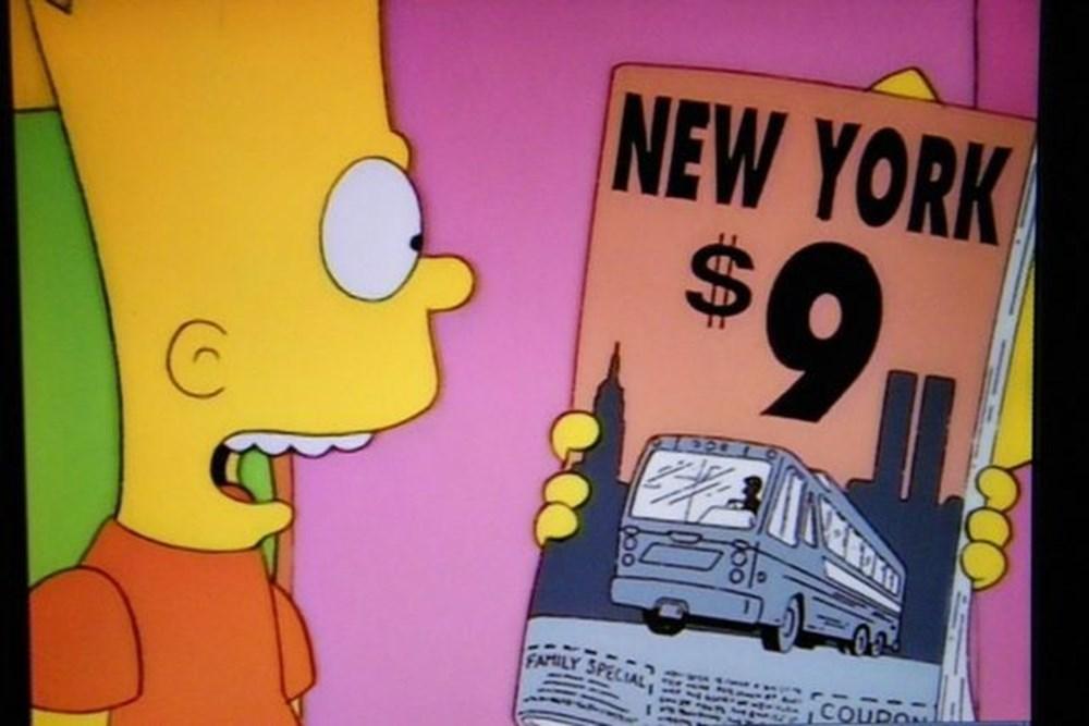 Simpsonlar'ın (The Simpsons) kehaneti yine tuttu: ABD'de Kongre Binası işgali - 20