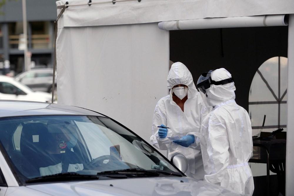 Corona virüs son durum: ABD'de can kaybı 150 bini aştı - 1