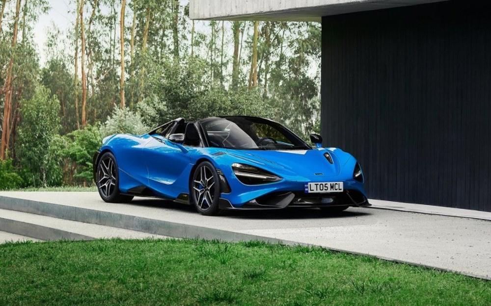 McLaren tarihinin en hızlı üstü açık modeli tanıtıldı:  765LT Spider - 3