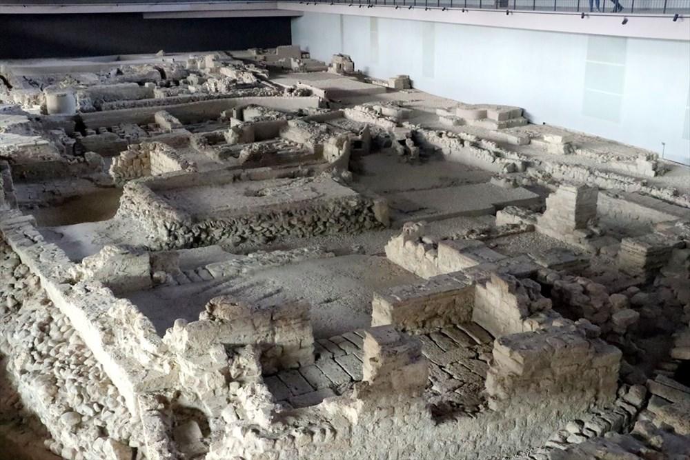 Hatay'da beş dönemin izlerini taşıyan Necmi Asfuroğlu Arkeoloji Müzesi ziyaretçilerini zaman yolculuğuna çıkarıyor - 18