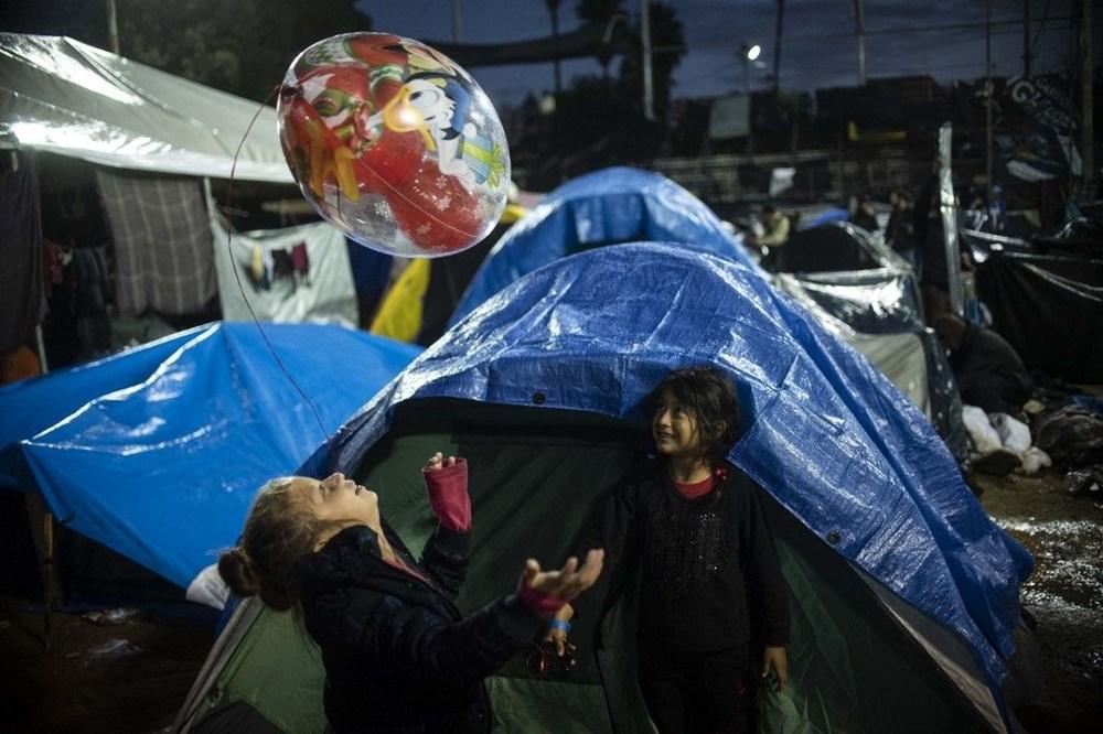 ABD'nin sığınmacı kamplarındaki çocuklar yaşadıklarını anlattı: Pişmemiş et yiyoruz ve cinsel istismara maruz kalıyoruz - 5