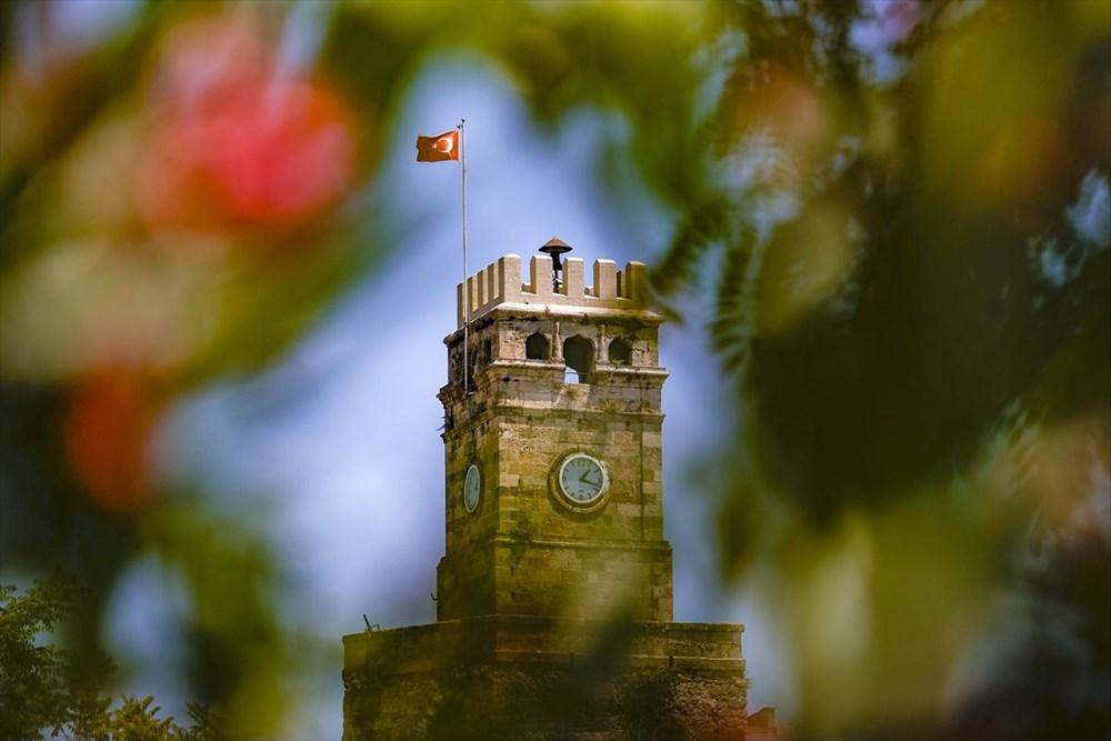 Antalya'nın geçmişe açılan kapısı 'Kaleiçi' - 12