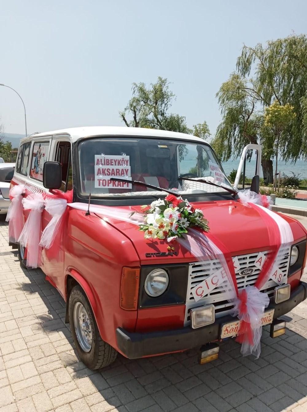 Çiçek Abbas filmindeki minibüsü yapmak için 60 bin TL harcadı - 8