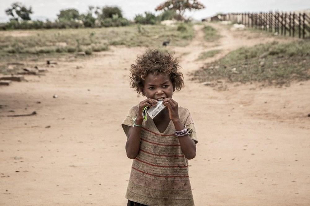 Tarihte sadece iklim krizinden kaynaklanan ilk kıtlık Madagaskar'ı kırıp geçiriyor - 2