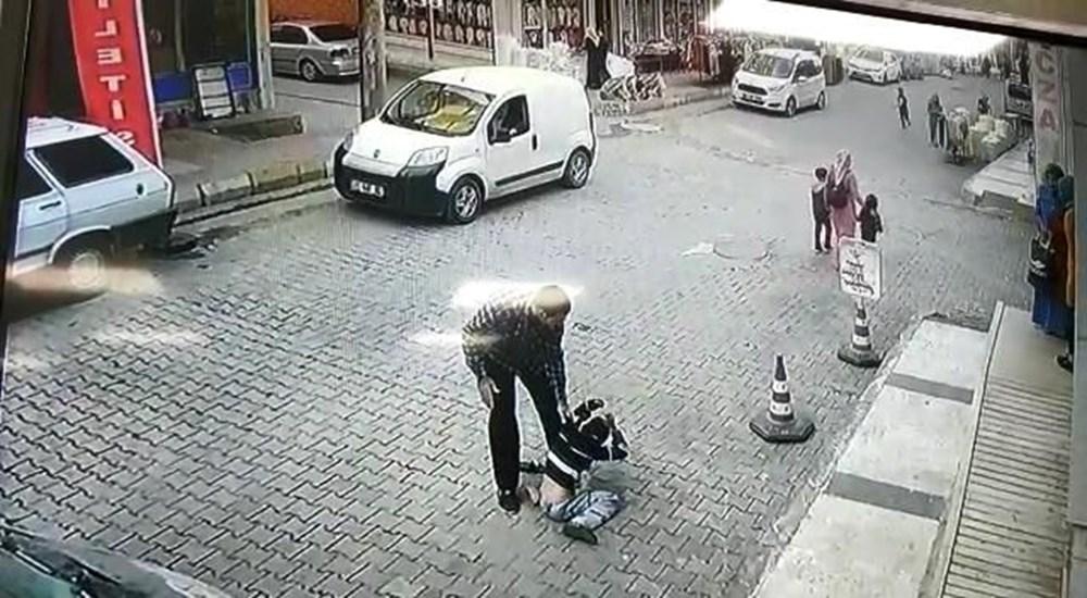 Şanlıurfa'da işyerinden su içen çocuğa sinirlenip yere çarptı - 6