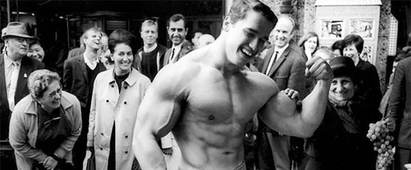 Arnold Schwarzenegger'in ünlü olmadan önceki hali