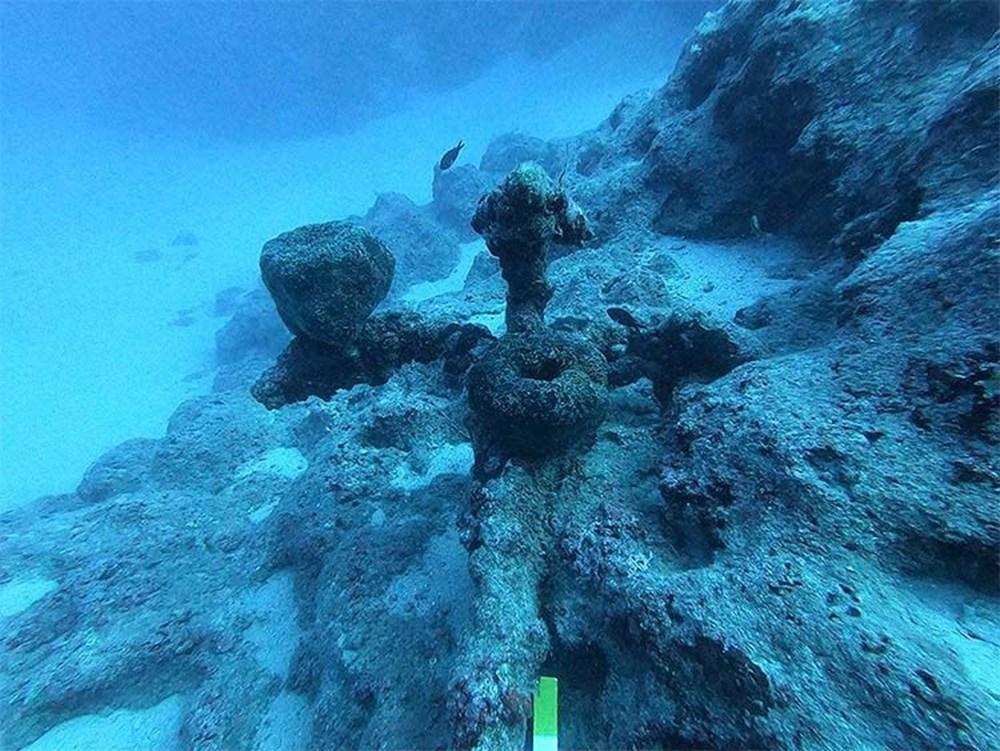 Antalya'daki su altı araştırmalarında Osmanlı donanmasından önemli izler bulundu - 3