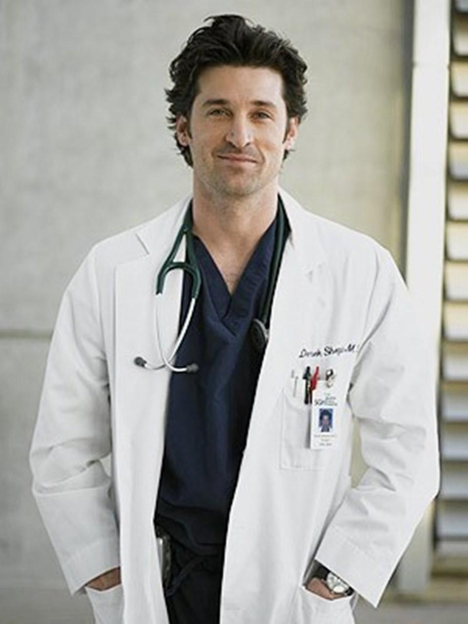Dizide bir doktoru canlandıran 49 yaşındaki Patrick Dempsey, 11 sezondur bu karakter ile izleyicinin karşısına çıkıyordu.